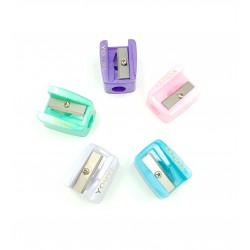 SINGLE HOLE COSMETIC PENCIL SHARPENER