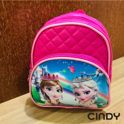 KIDS FROZEN CARTOON BACKPACK