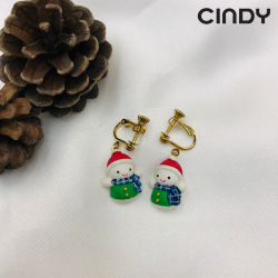 X'MAS SERIES FASHION EARRINGS
