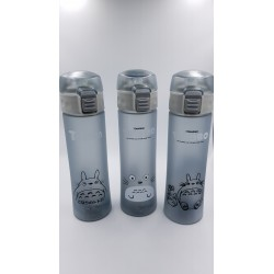 TOTORO WATER BOTTLE WITH STRAW 400ML