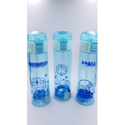 DORAEMON  WATER BOTTLE WITH STRAW 400ML